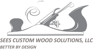 sees custom wood solutions logo